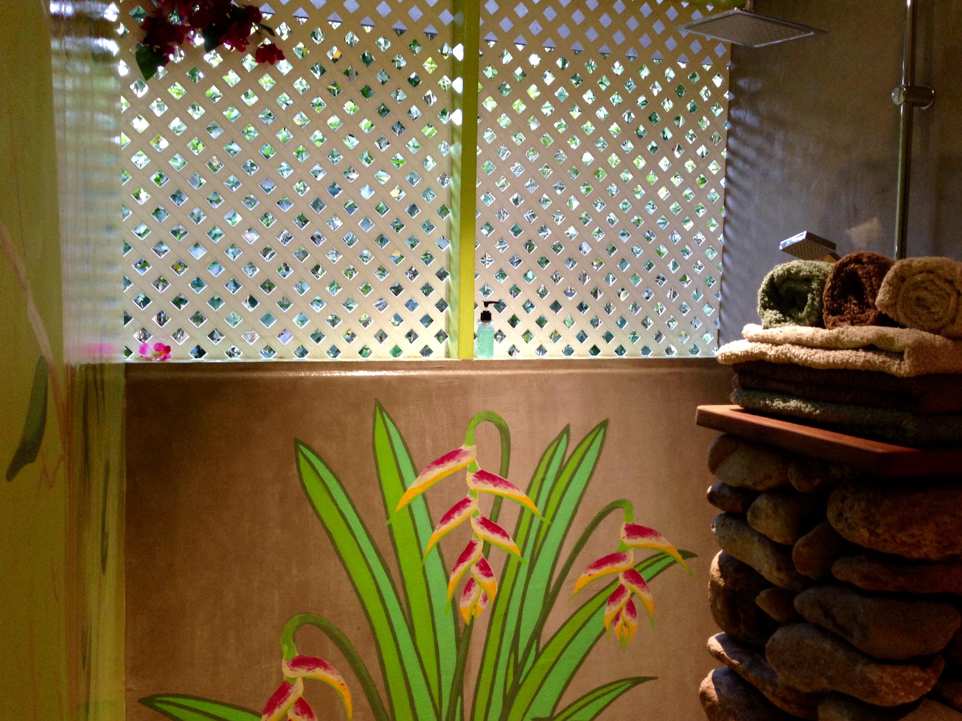 Botanica Private Bathroom