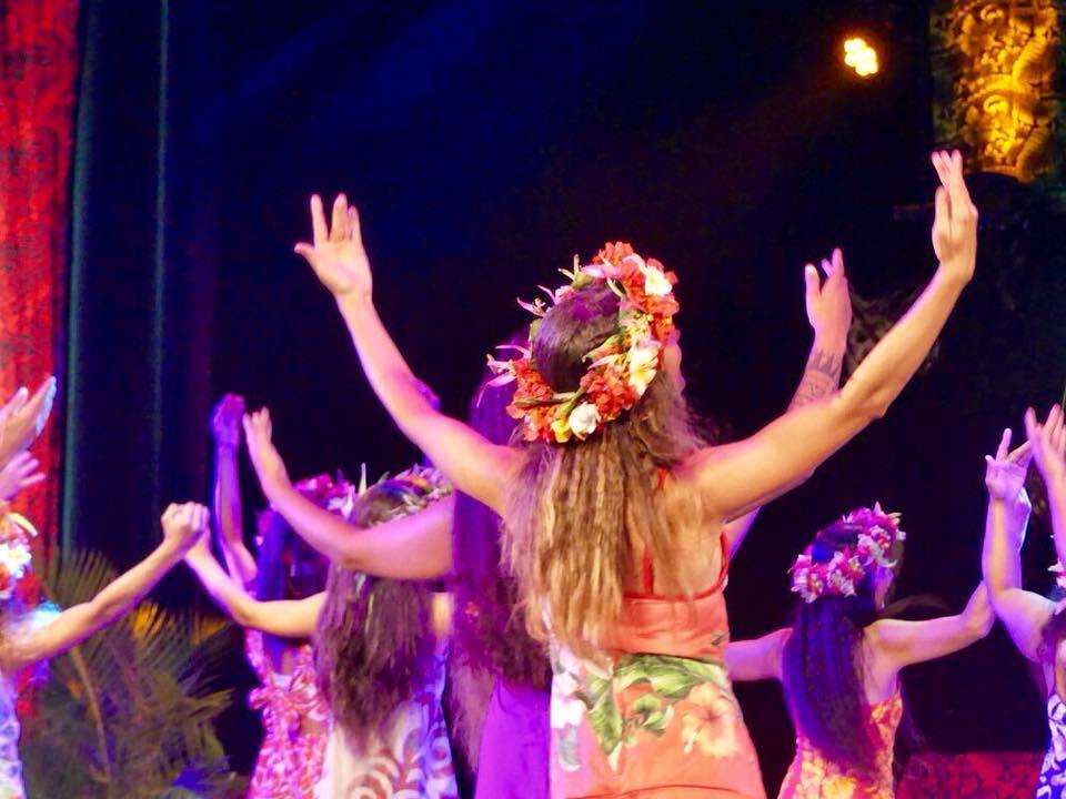 Ori Tahiti: Traditional Dancing