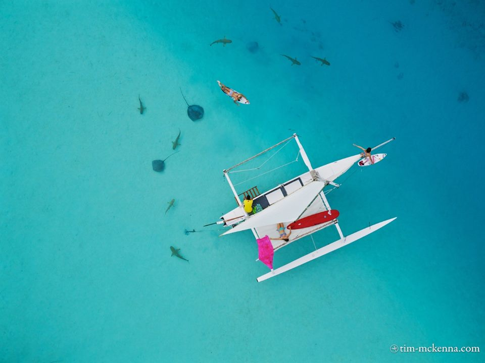 Polynesian Spirit: On a traditional Canoe