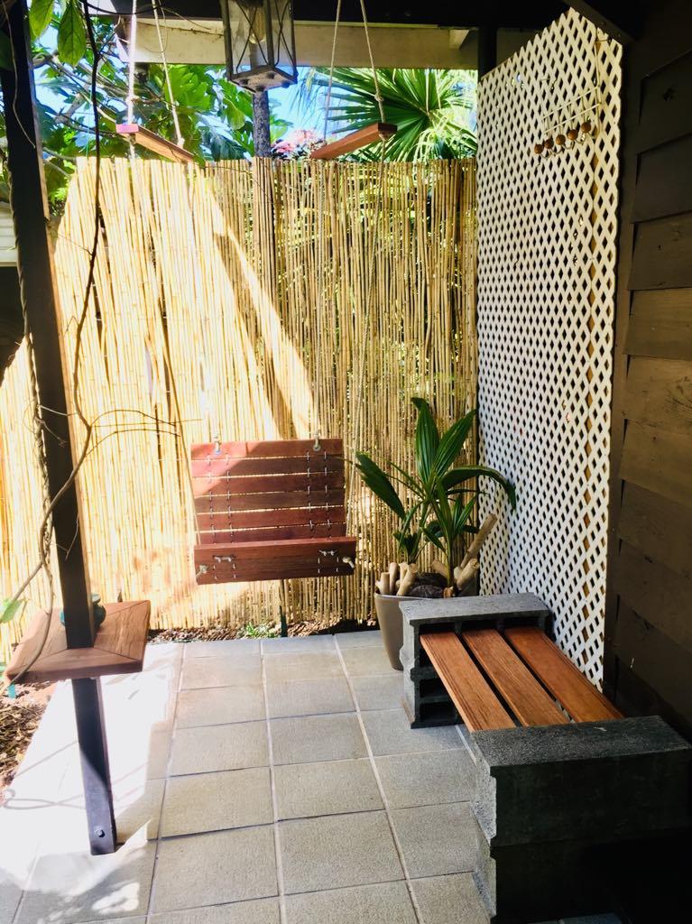 Tahora Private Terrace
